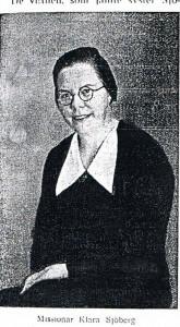 Klara Sjöberg